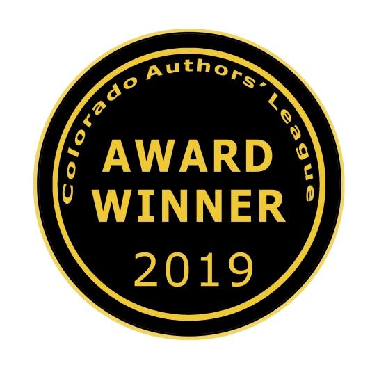 2019 Colorado Authors League Winner Label