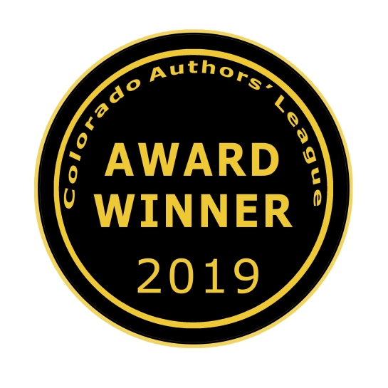 2019 Colorado Authors League Winner Label